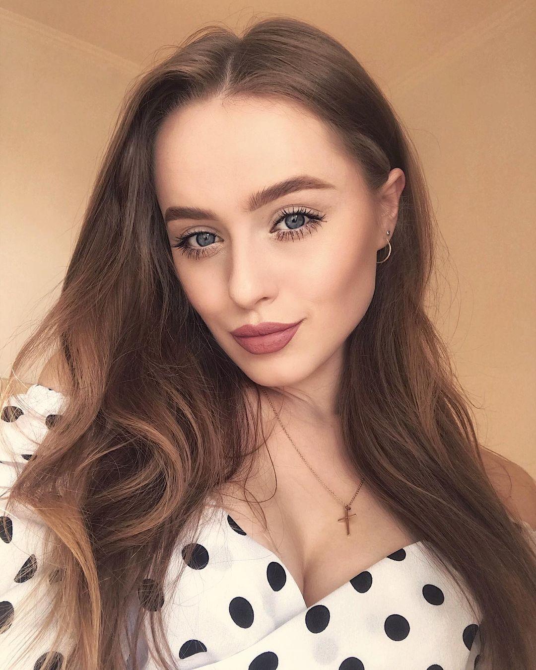 Charming ukraine girl