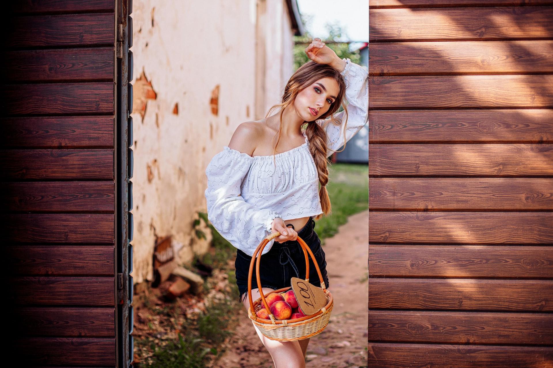 sexy Slavic bride